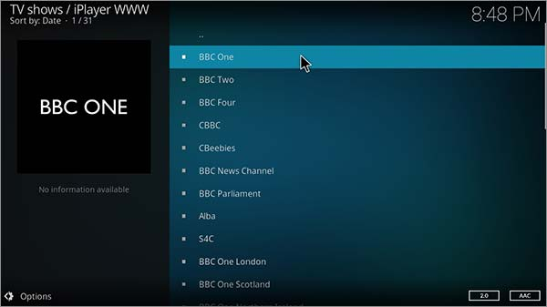 How to Install Kodi BBC iPlayer