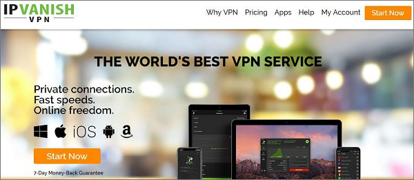 IPVanish-Best-VPN-for-Nvidia-Shield-TV