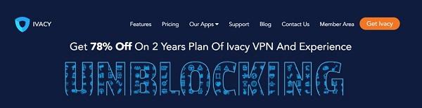 Ivacy Telegram VPN Russia 2018