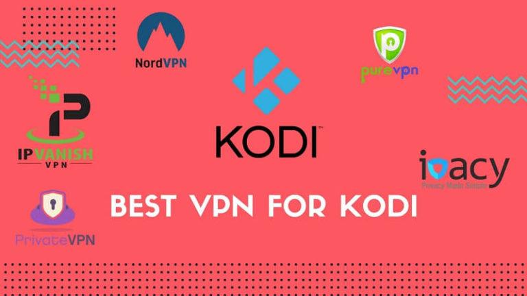 Mejor VPN para Kodi
