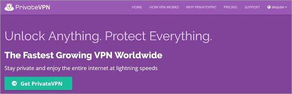 PrivateVPN-Craigslist-IP-blocked