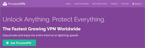 PrivateVPN-best-VPN-for-Samsung