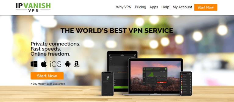 Proveedor líder de VPN de IPVanish