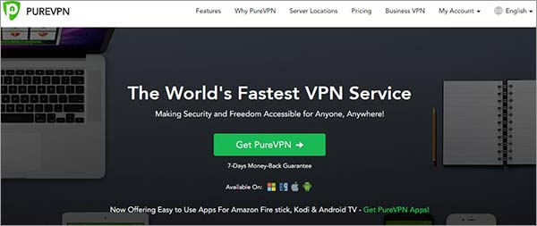 PureVPN-Craigslist-IP-blocked