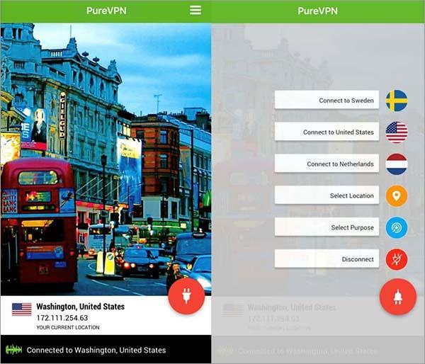 PureVPN-Mobile