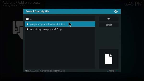 Step-7-How-to-Install-Durex-Build-Kodi