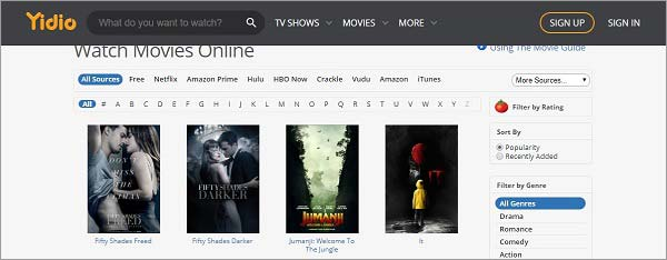 website for utorrent to download for movies
