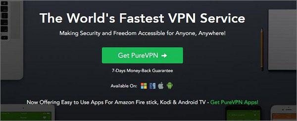 best-VPN-for-Nvidia-Shield-TV-PureVPN