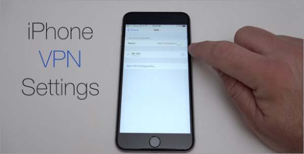 iPhone-VPN设置