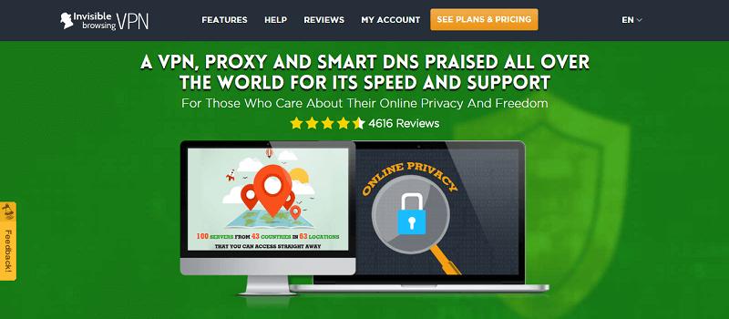 ibVPN-Bester-VPN-Anbieter