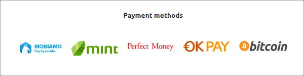 Bitcoin-Mobiamo-Mint-OKPAY-Payment-Methods-Offered-by-Hideman-VPN