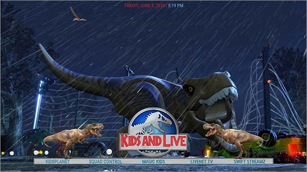 How-to-Install-Jurassic-Park-Build-Kodi-Kids-Add-ons