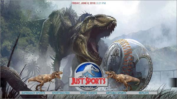 How-to-Install-Jurassic-Park-Build-Kodi-Sports-Add-on
