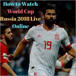 Wie man FIFA Fussball Weltmeisterschaft 2018 live online von überall sehen kann