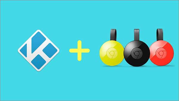Kodi-on-Chromecast