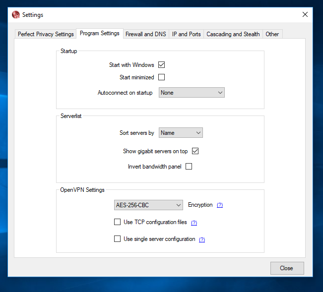 Perfect-Privacy-for-Windows-review