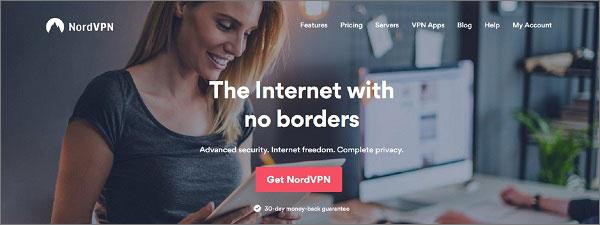 Nordvpn - best VPN for Opera