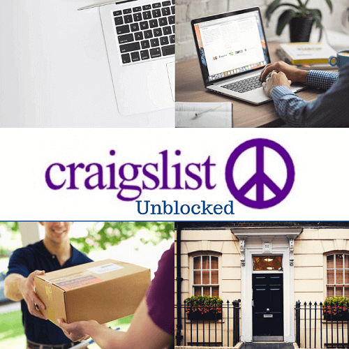 Craigslist IP Blocked? Here is a Simple Step-by-Step Solution