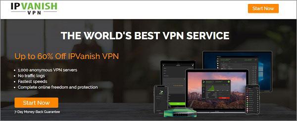 IPVanish for Switzerland