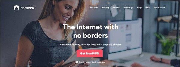 NordVPN - Best VPN for Romania