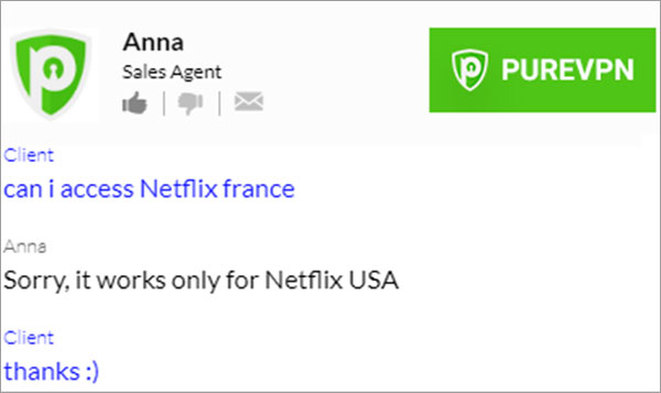Purevpn-Netflix-chat-support