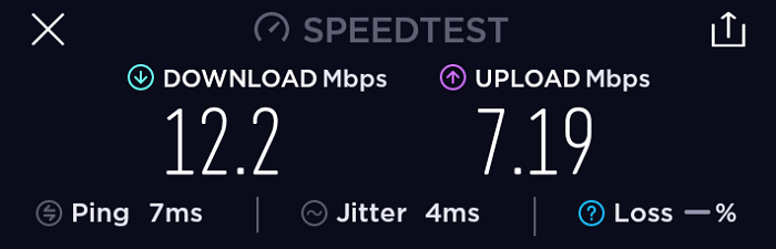 Speed-Test-before-Connected-Turbo-VPN