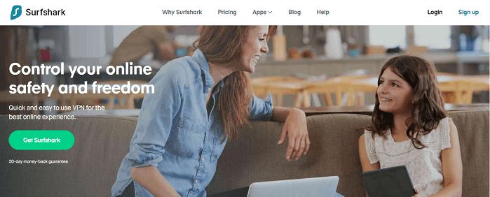 Surfshark-VPN-ultra-affordable-vuze-VPN