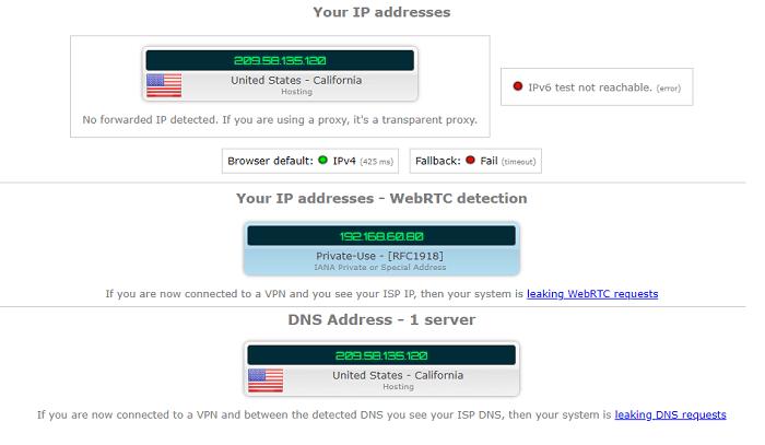 Anonymous proxy apk