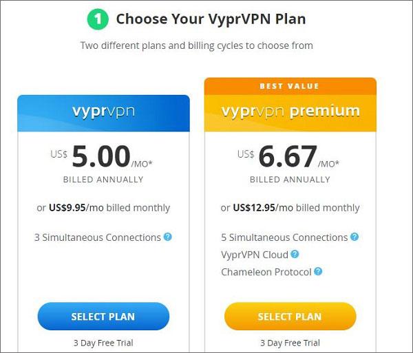 VyprVPN-Netflix-Pricing-Plan