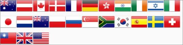 12VPN-Servers-in-Countries