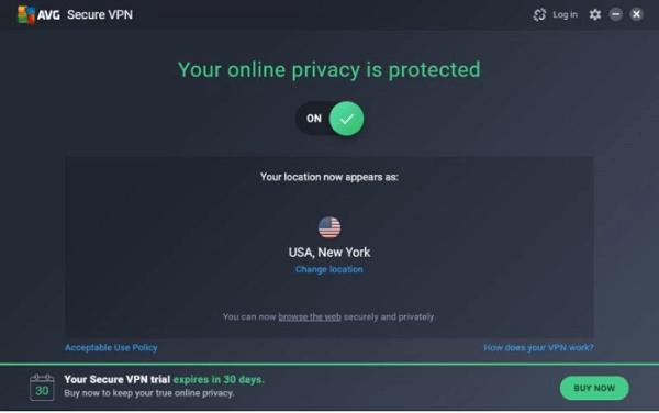 AVG-VPN-Interface-#1