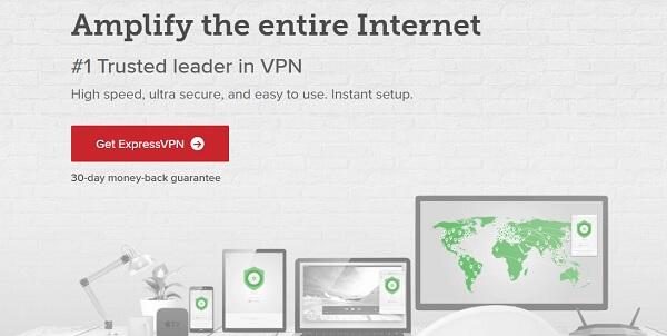 ExpressVPN is reputable VPN provider