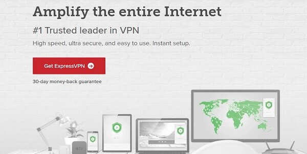 ExpressVPN offers fast connection times