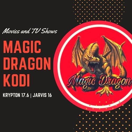 Magic Dragon Kodi–Install Magic Dragon on Krypton 17 6 | Jarvis 16