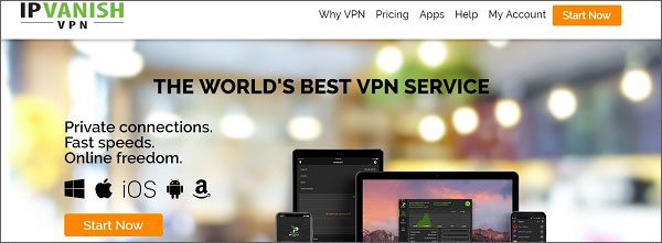 IPVanish-for-Changing-IP-Address-