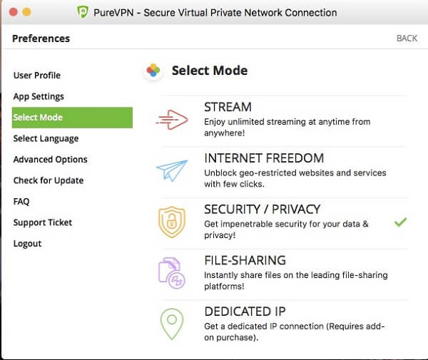 MacOS-Client-PureVPN