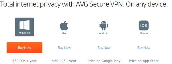 Pricing-Plan-AVG-VPN