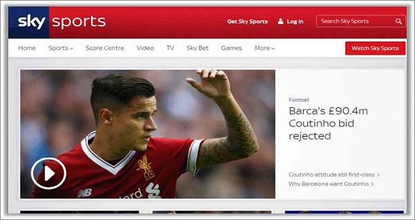 Sky-Sports-official-broadcaster-of-EPL