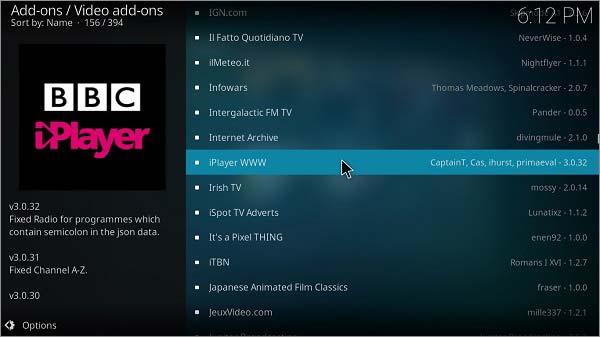 Step-3-Watch-Premier-league-on-Kodi-with-BBC-iPlayer