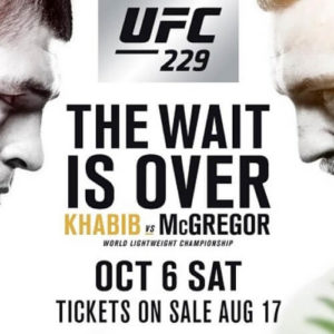 Watch UFC on FireStick – UFC 229 Khabib vs. McGregor from Anywhere