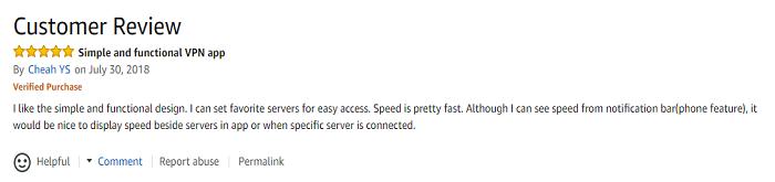 Amazon-User-Review-for-NordVPN-2