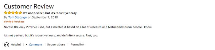 Amazon-User-Review-for-NordVPN-3