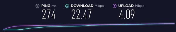 NordVPN-Australia-Speed-Test