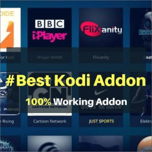 120 Best Kodi Addons for *Dec 2018* 100% Working List for Krypton 17.6