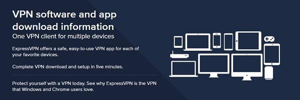 ExpressVPN应用为中国