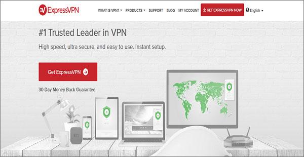ExpressVPN Australia Service