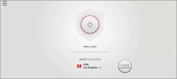 ExpressVPN-server