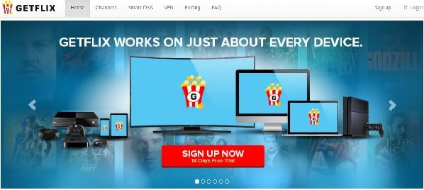 Getflix - Cheaper VPN Service