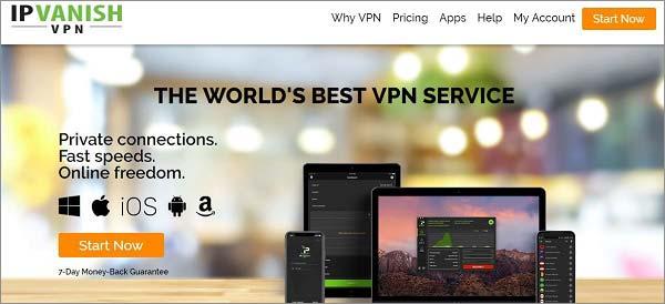 IPVanish台湾VPN