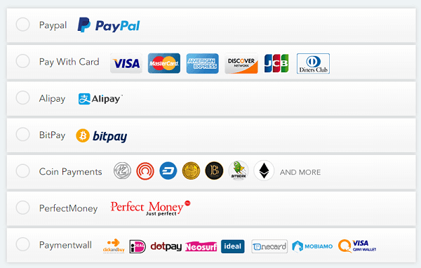 Ivacy-Payment-Methods